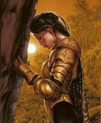 Elspeth warrior of God